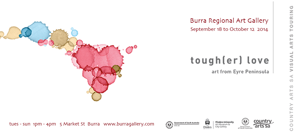 Tough(er) Love – Sept. 18 to Oct. 12  2014