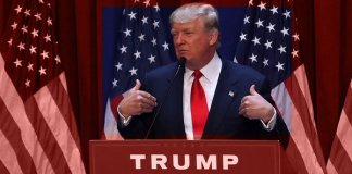 Donald Trump just named his most inspiring person ever |Donald Trump Inspiring