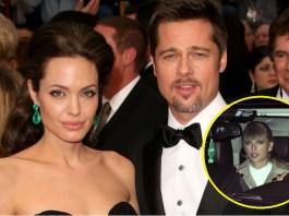 Taylor Swift And Brad Pitt insist they're 'Just Friends'