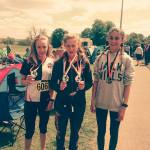 Medals galore at GM Championships and personal bests at Trafford Grand Prix