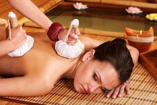 Curso de masaje con Pindas