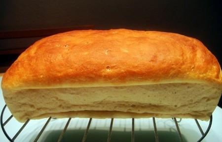 Colocar pan en rejilla