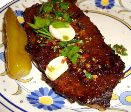 Carne al horno