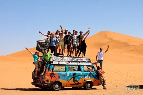 Busem Przez Świat wyprawy z czytelnikami