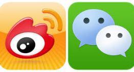 La guerre des réseaux sociaux chinois : WeChat vs Weibo