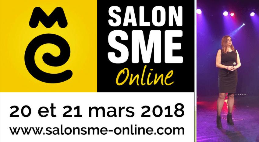 Salon SME Online du 20 au 21 Mars 2018