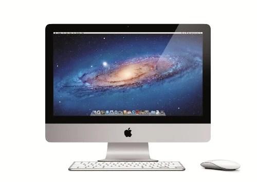 Apple imac ordinateur de bureau 27 intel core i5 quadricoeur 1 to 4096 mo carte graphique - Ordinateur de bureau intel core i5 ...