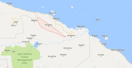East Sepik Province