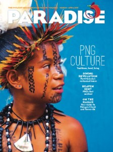 From the editor's desk of Paradise Magazine: March/April 2017 edition