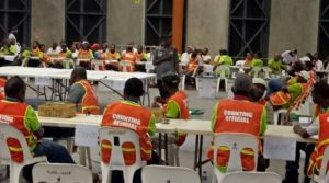 The final outcome of the Papua New Guinea elections may be drawn out