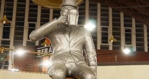 Beraria H statuia halberistului