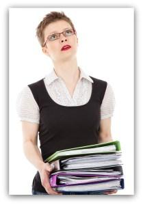 OverworkedWoman