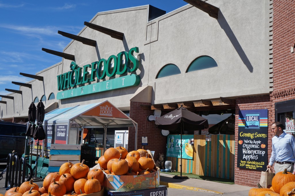 Two Colorado Whole Foods stores among those closing this year