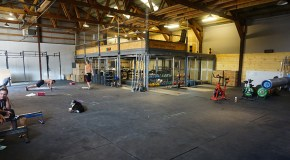 CrossFit gym digs into Prospect