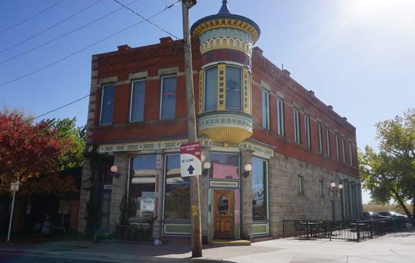 The Original Brooklyn's restaurant at 2800 Morrison Road. (Burl Rolett)