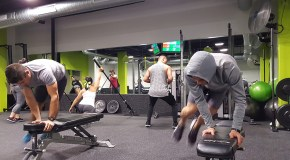 Fitness franchise buffs up out-of-state operations