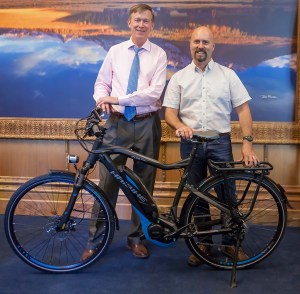 German e-bike maker Haibike is moving its U.S. headquarters to Denver in March. (Courtesy Haibike)