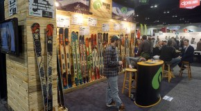 Snow gear convention touches down in Denver