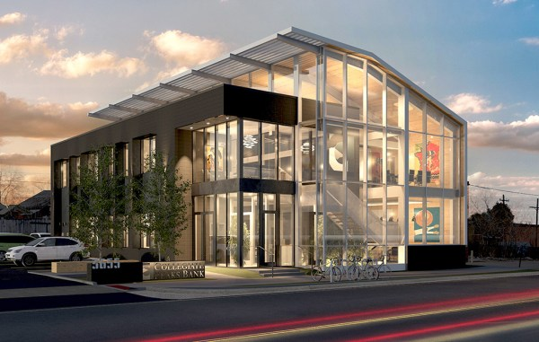 The new branch, breaking ground in March, will measure 8,900 square feet. (Rendering courtesy Collegiate Peaks Bank)