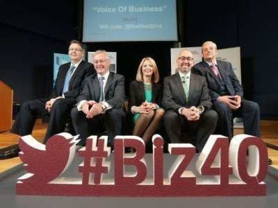 Ulster University Business School's SME Centre gives 'voice' to businesses