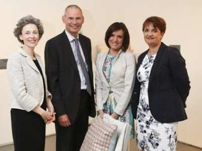 August Craft Month launched in style with business focused exhibition
