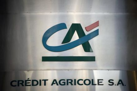 Credit Agricole said to start 6b euro Italy loan sale  Banking     Credit Agricole jpg