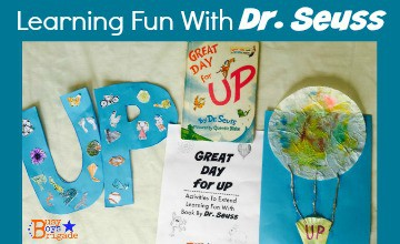 Learning Fun With Dr. Seuss: Great Day for Up!