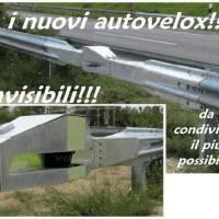 Gli autovelox invisibili