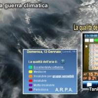 Le nebbie chimiche in Val Padana e l'allarme NASA