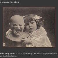 Le foto con presagi di morte