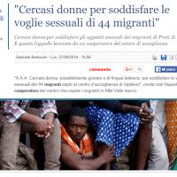 Cercasi donne per migranti