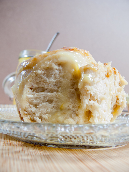 Lemon Sweet Rolls 9