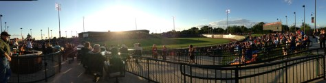 Dow Diamond in Midland, Michigan