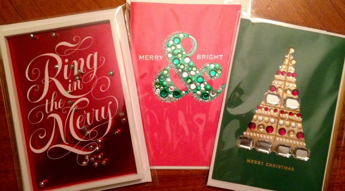 You don't have to be a crafter to send a spectacular greeting card.