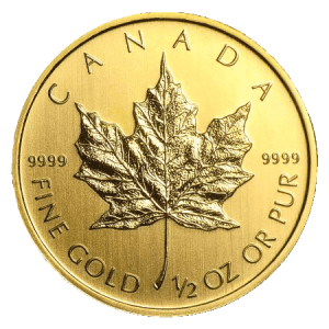 counterfeit gold coins often can't match the yellow color of real gold