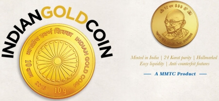 Design of the Indian Gold Coin