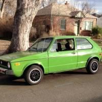 1977 Volkswagen Rabbit For Sale