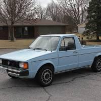 1981 Volkswagen Rabbit Pickup Truck