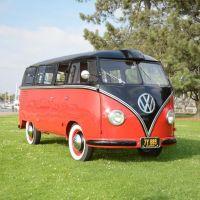 1955 Volkswagen Barndoor Bus