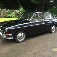 1968 Volkswagen Notchback for Sale