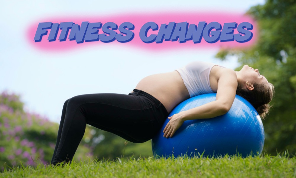 pregnancyfitnesschanges