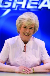 Daphne has been a member of the Eggheads team since its inception in 2003 (BBC)