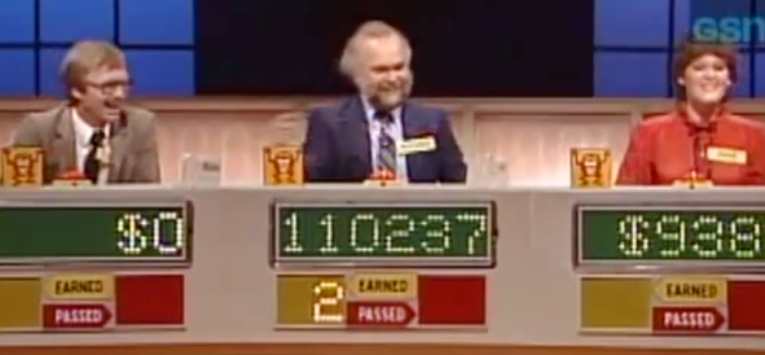 "30 Years Ago Today, ""Press Your Luck"" Got Whammied"