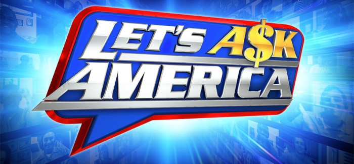 "Bill Bellamy New ""Let's Ask America"" Host; GSN Airing Bellamy-Hosted Episodes Starting January 2015"
