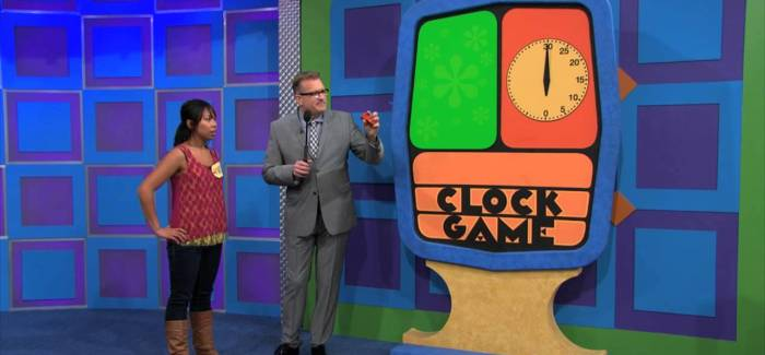 Watch: The Price is Right Revamps Clock Game