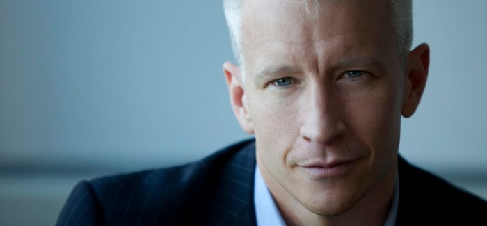 Anderson Cooper to Host CNN Game Show