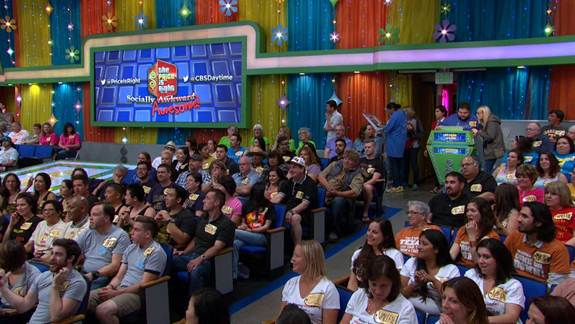 Watch: Price is Right Multicam Experience