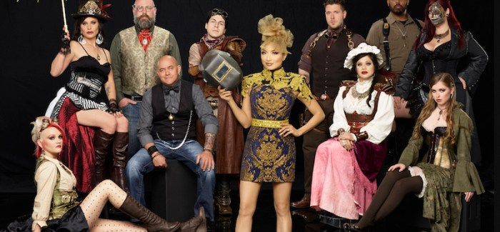 GSN Premieres Steampunk'd on Wednesday, August 19th