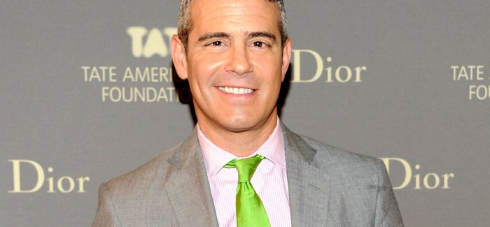 Andy Cohen Hosts a New Year's Eve Game Night on NBC