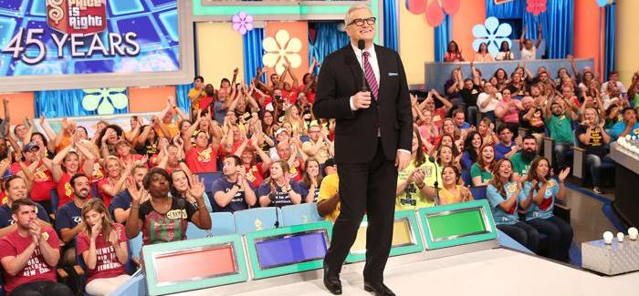 Season Premieres of The Price is Right and Let's Make A Deal on September 19th